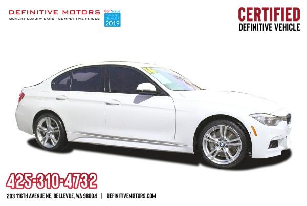 2016 BMW 3 Series in Bellevue, WA
