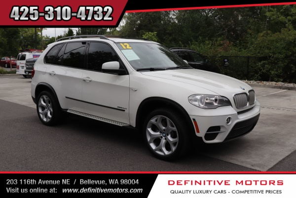 2012 BMW X5 Reliability - Consumer Reports