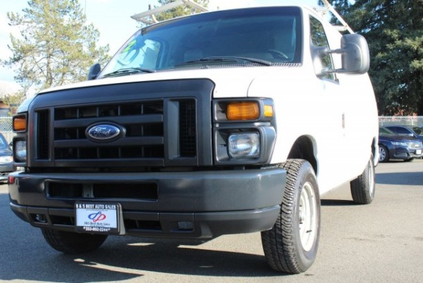 2017 Ford Econoline Cargo Van In Auburn Wa