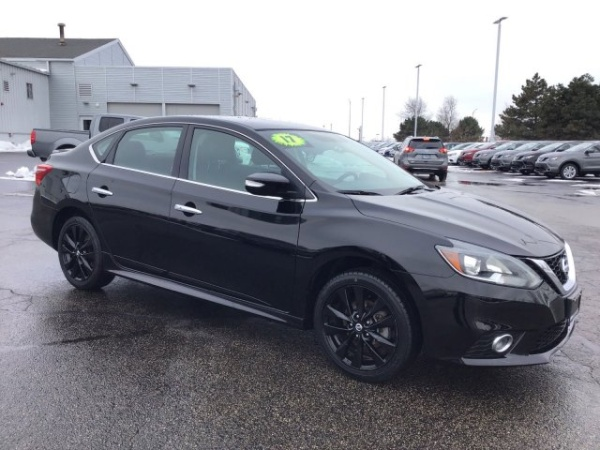 2017 Nissan Sentra in Crystal Lake, IL