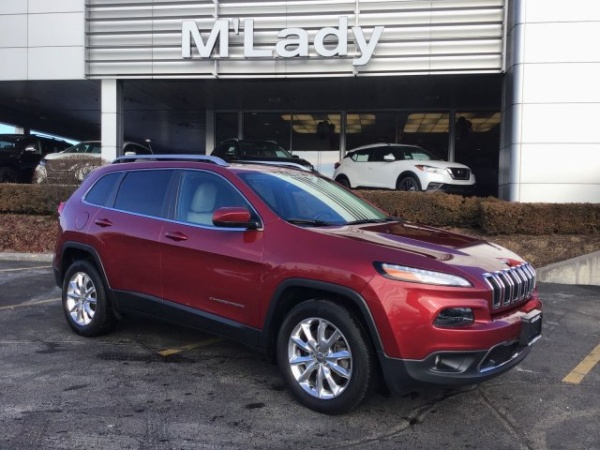 2015 Jeep Cherokee in Crystal Lake, IL