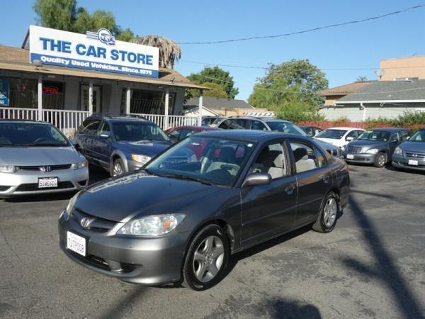 2004 Honda Civic in San Jose, CA