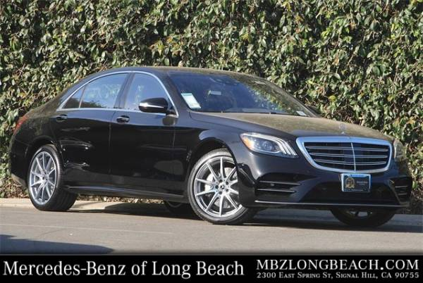 2020 Mercedes-Benz S-Class in Signal Hill, CA