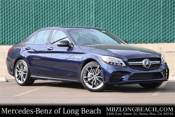 2020 Mercedes-Benz C-Class in Signal Hill, CA