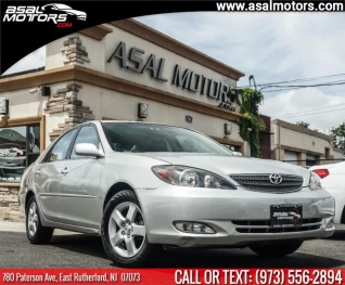 Used 2002 Toyota Camry SE Automatic For Sale In East Rutherford, NJ