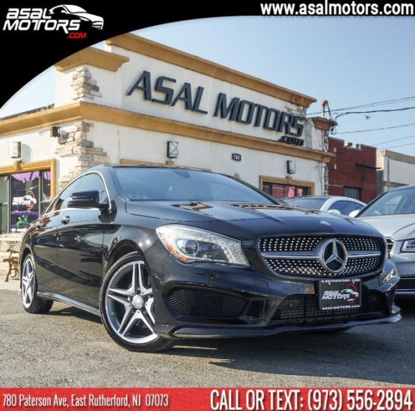 2015 Mercedes-Benz CLA in East Rutherford, NJ
