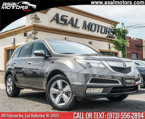 2012 Acura MDX in East Rutherford, NJ