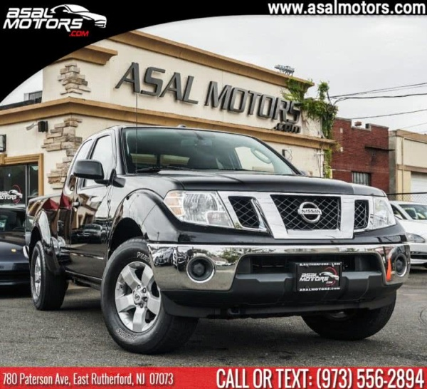 2011 Nissan Frontier in East Rutherford, NJ