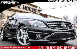 Used 2008 Mercedes Benz CL 6.3L V8 AMG For Sale In East Rutherford,