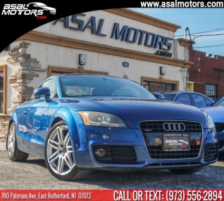 2008 Audi Tt Coupe 3 2l Quattro Manual For In East Rutherford Nj