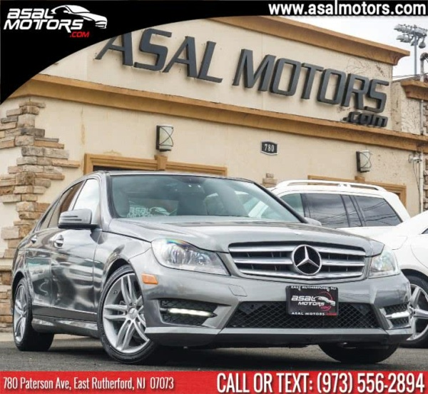 2012 Mercedes-Benz C-Class in East Rutherford, NJ