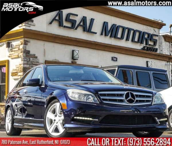 2011 Mercedes-Benz C-Class in East Rutherford, NJ