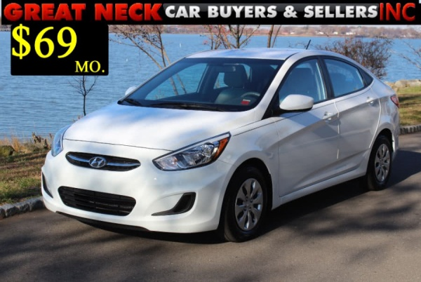 2016 Hyundai Accent in Great Neck, NY
