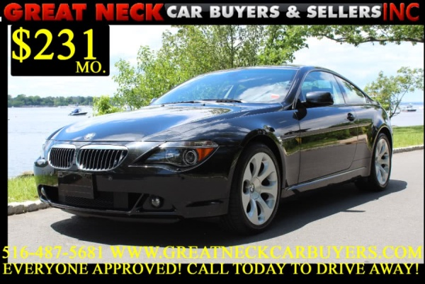 2007 BMW 6 Series in Great Neck, NY
