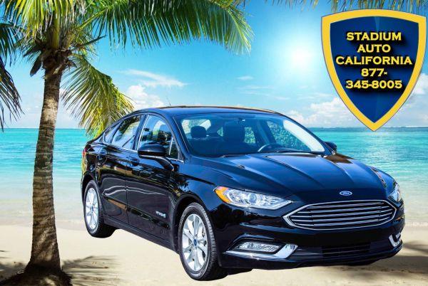 2018 Ford Fusion in Costa Mesa, CA