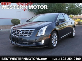Used Cadillac Xts For Sale In Glendale Az 51 Used Xts Listings In