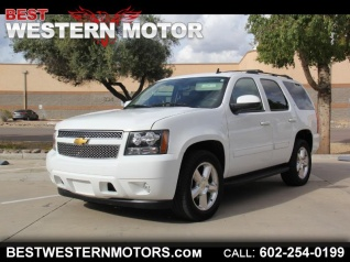 Used Chevy Tahoe >> Used Chevrolet Tahoe For Sale In Wickenburg Az 189 Used