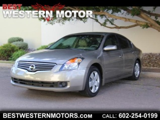 Used 2007 Nissan Altima 2.5 Manual For Sale In Phoenix, AZ