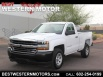 2018 Chevrolet Silverado 1500 Work Truck Regular Cab Standard Box 2WD for Sale in Phoenix, AZ