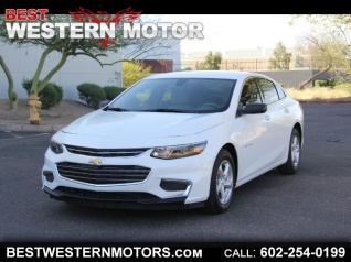2018 Chevrolet Malibu Ls With 1ls For In Phoenix Az