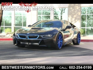 Used 2015 BMW I8 Coupe For Sale In Phoenix AZ