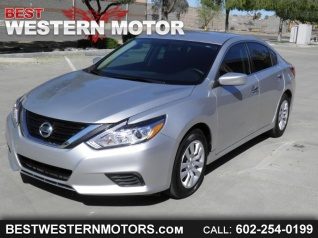 Used Nissan Altima For Sale >> Used Nissan Altimas For Sale In Goodyear Az Truecar