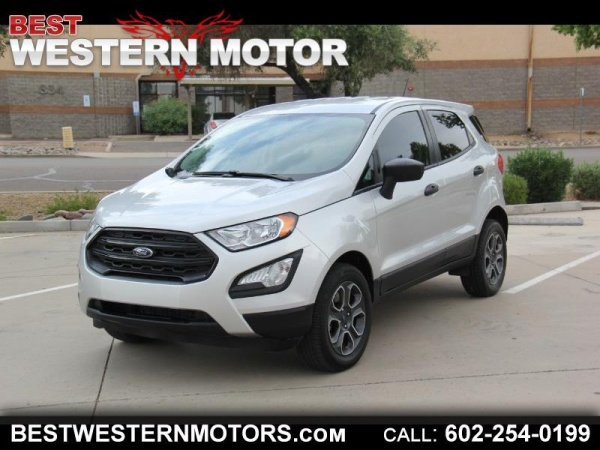 2018 Ford EcoSport in Phoenix, AZ
