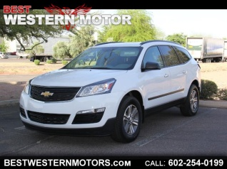 2017 Chevrolet Traverse Ls With 1ls Fwd For In Phoenix Az