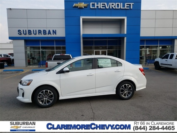 2020 Chevrolet Sonic in Claremore, OK