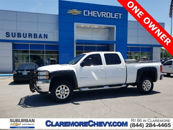 2014 Chevrolet Silverado 2500HD in Claremore, OK