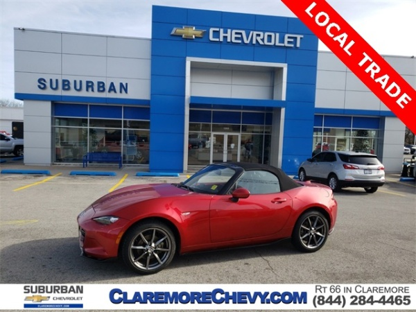 2016 Mazda MX-5 Miata in Claremore, OK