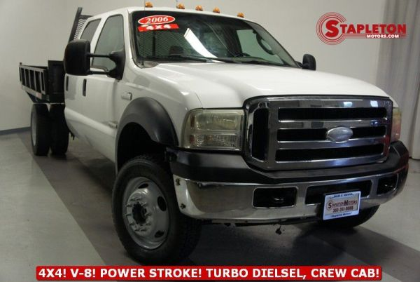 2006 Ford Super Duty F-550 XLT