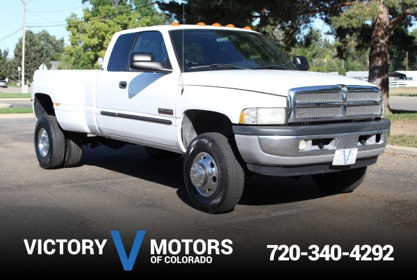 2002 Dodge Ram 3500 in Longmont, CO
