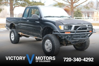 Used 1997 Toyota Tacoma SR5 XtraCab V6 4WD Automatic For Sale In Longmont,  CO