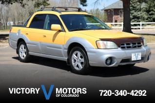 Used Subaru Bajas for Sale | TrueCar