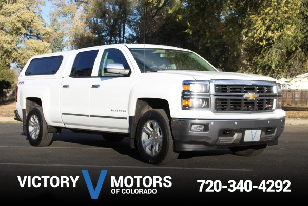 2014 Chevrolet Silverado 1500 in Longmont, CO