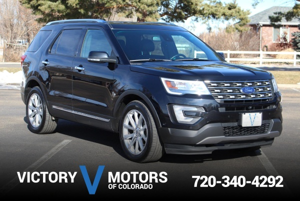 2016 Ford Explorer in Longmont, CO