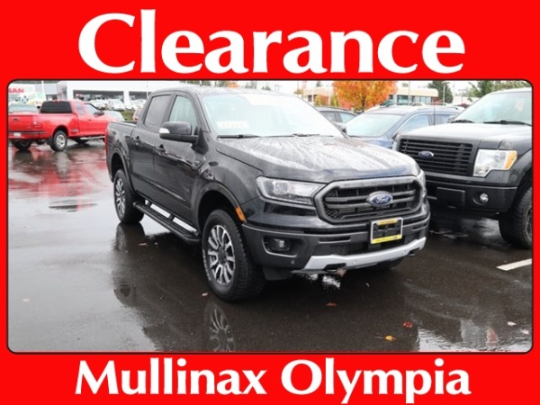 2019 Ford Ranger in Olympia, WA