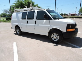 ff9840bafa7a86 2014 Chevrolet Express Cargo Van 2500 RWD SWB for Sale in Grand Prairie