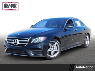 2017 Mercedes Benz E Cl 300 Luxury Sedan Rwd For In Chandler