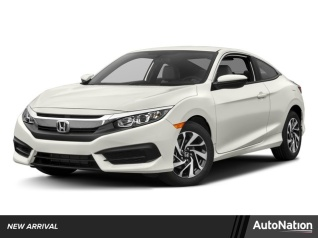 2016 Honda Civic Lx Coupe Manual For In Chandler Az