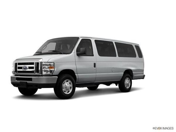 2012 Ford Econoline Wagon E-350 Super Duty XL