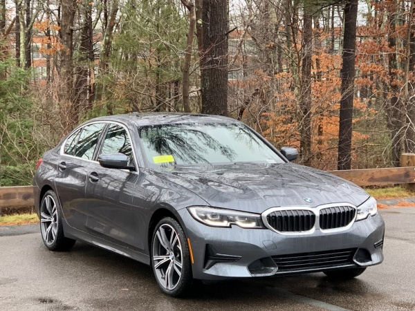2020 BMW 3 Series in Rockland, MA