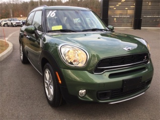 2016 Mini Cooper Countryman S All4 For In Rockland Ma
