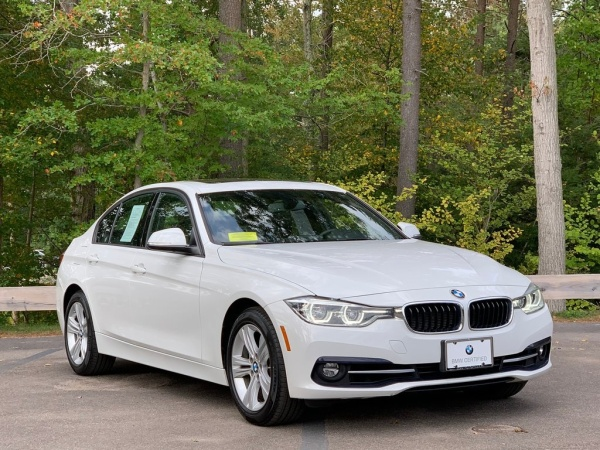 2016 BMW 3 Series in Rockland, MA