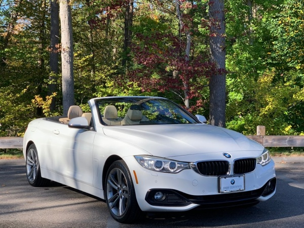 2017 BMW 4 Series in Rockland, MA