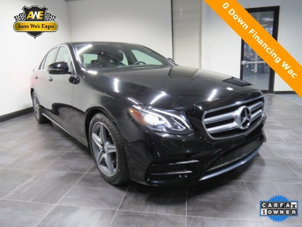 2017 Mercedes-Benz E-Class in Carrollton, TX