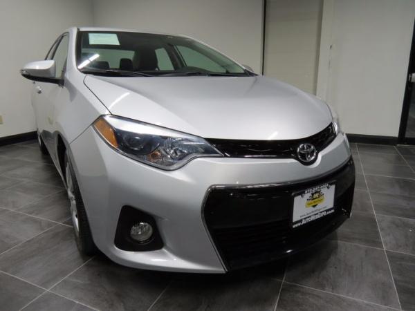 2015 Toyota Corolla in Carrollton, TX