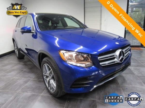 2017 Mercedes-Benz GLC in Carrollton, TX