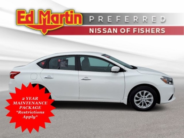 2018 Nissan Sentra in Fishers, IN